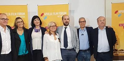 Apulia Film Forum, a Brindisi i produttori cinematografici internazionali