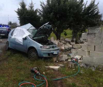 Lecce: incidente mortale. Muore una ragazza di 25 anni