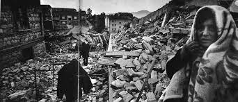 1980 – 2020 – Esattamente 40 anni fa il terremoto dell'Irpinia lasciava sulla scia 3000 morti