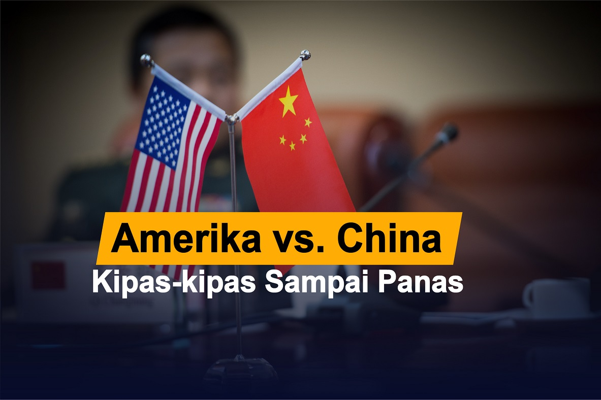 Amerika vs. China