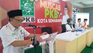 Mahsun PKB Kota Semarang