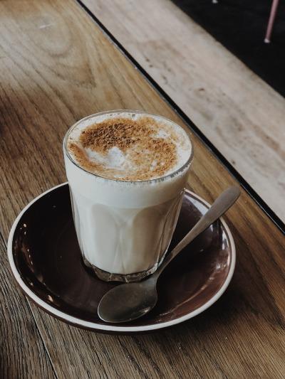 Pha chế cà phê Macchiatio