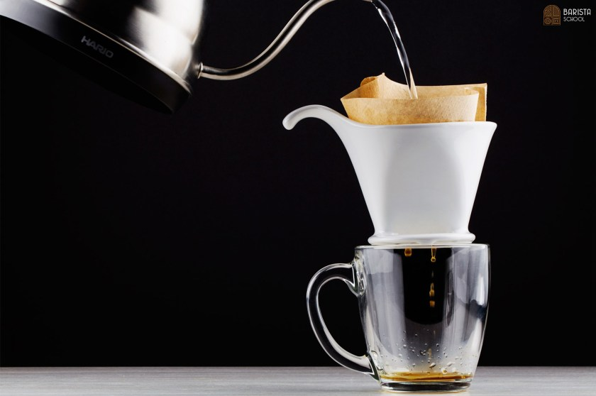 Bee House - Dụng cụ Pour Over