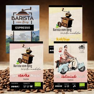 Probierset Espresso für Siebträger
