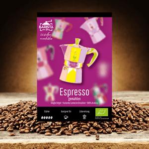 Fazienda Camocim Espresso gemahlen
