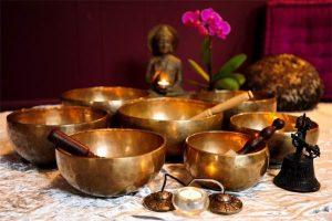 Himalayan Sound Healing Meditation with the Singing Bowls