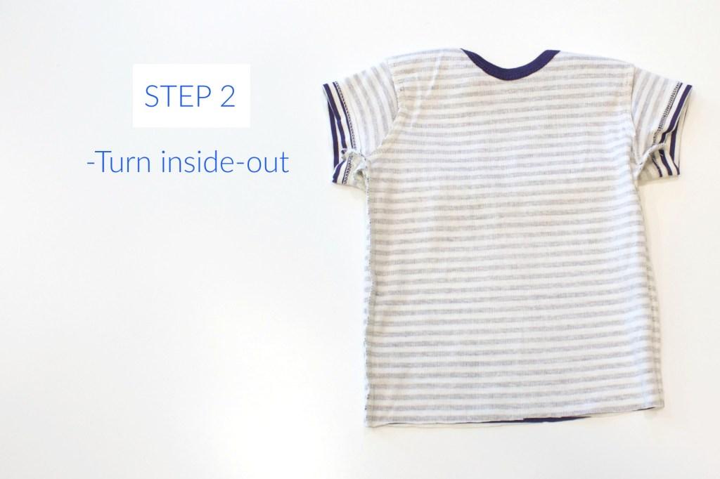 Money Saving No-Sew DIY Dog Shirt