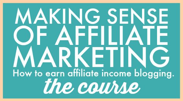 Making Sense Of Affiliate Marketing Course
