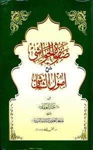 Safwatl ul Hawashi Urdu Sharh Usool ush Shashi