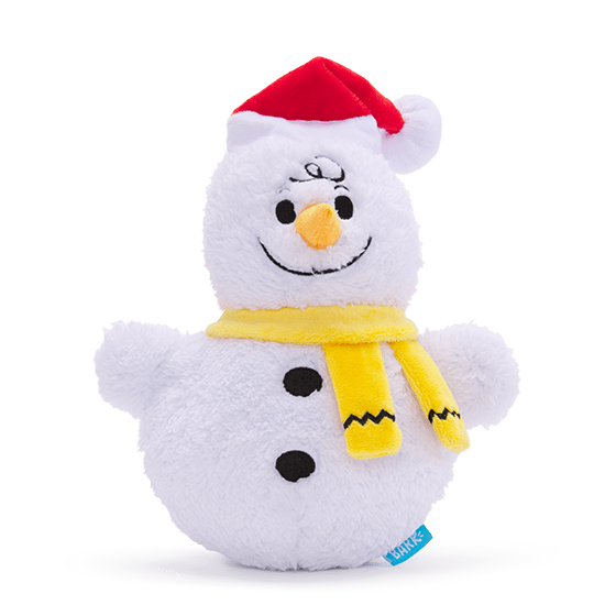 Photograph of BarkBox's You're A Snowman, Charlie Brown product