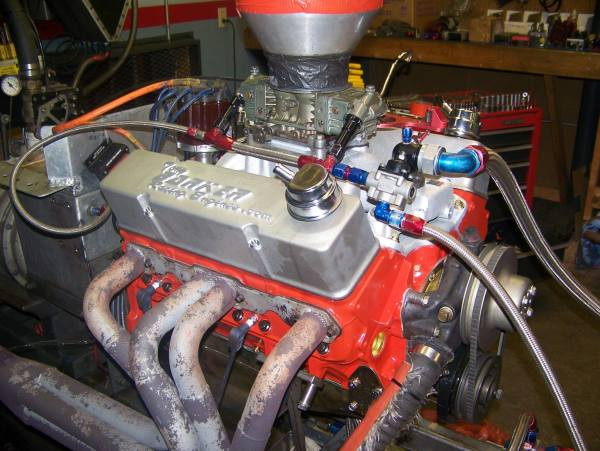 race engine dyno testing