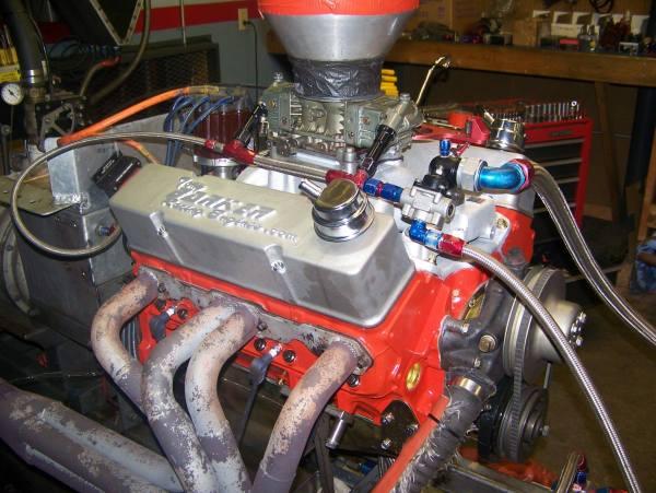 race engine dyno testing