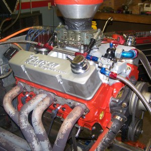 performance racing engines