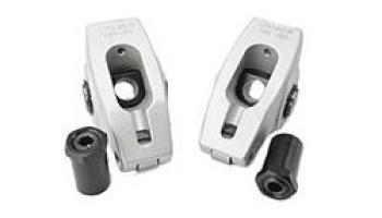 COMP Cams 1523 Shaft Mount Offset Aluminum Rocker Arms GM LS7