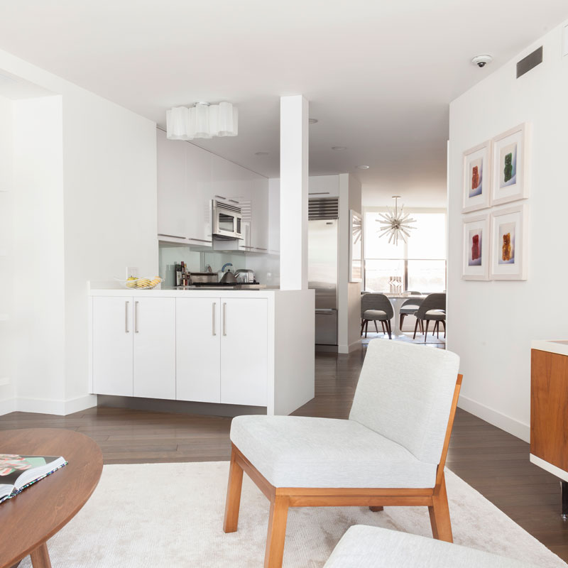 Upper West Side Apartment Combination