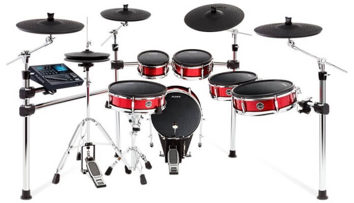 Best Electronic Drum Set  The Definitive Buyer s Guide  2018 update  Alesis Strike Pro Kit