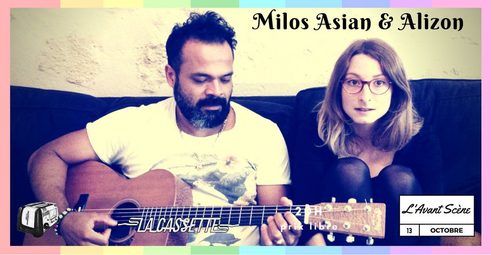 Alizon folks Ballads + Milos Asian