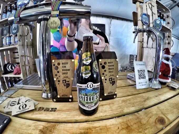 Stellenbosch Brewing Co Eike Stout