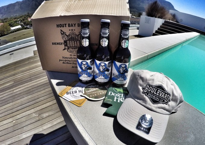 Win Beer Swag with Urban Brewing Co
