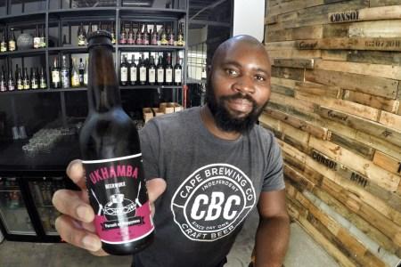 Ukhamba Beerworx Lethu Tshabangu