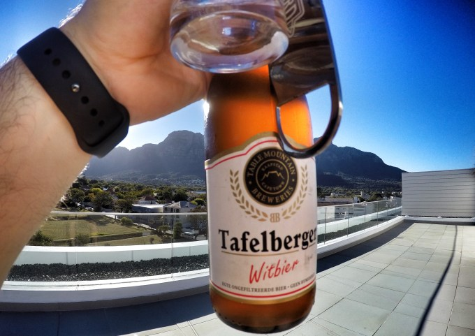Table Mountain Breweries Tafelberger Witbier