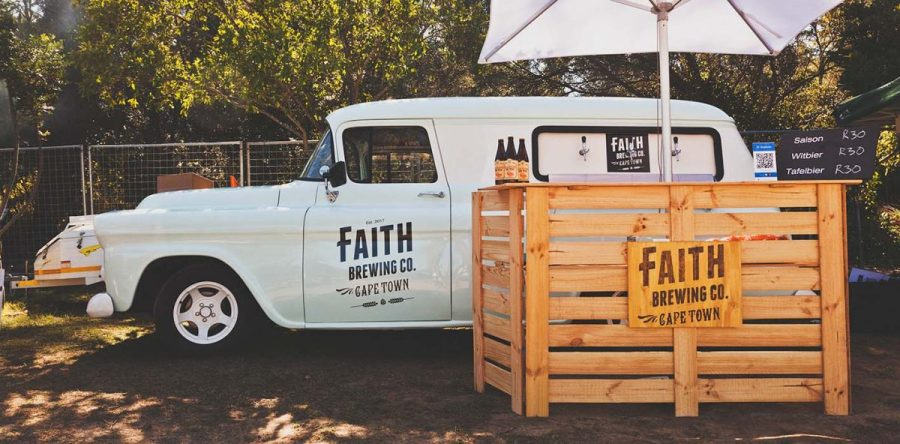 Faith Brewing Co Beer Fest