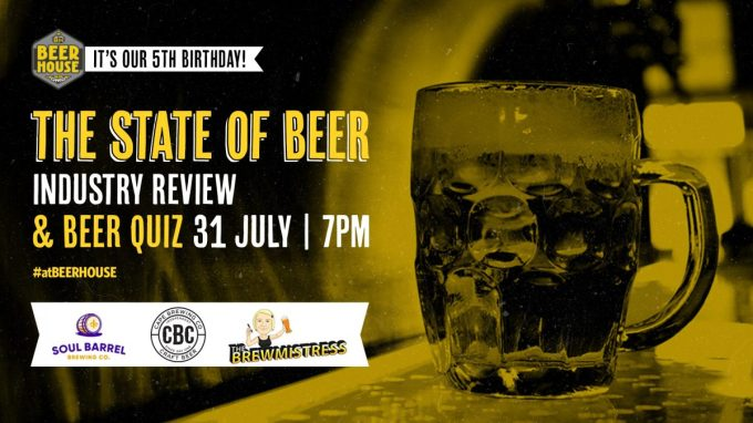 Beerhouse on Long 5th Birthday The State of Beer