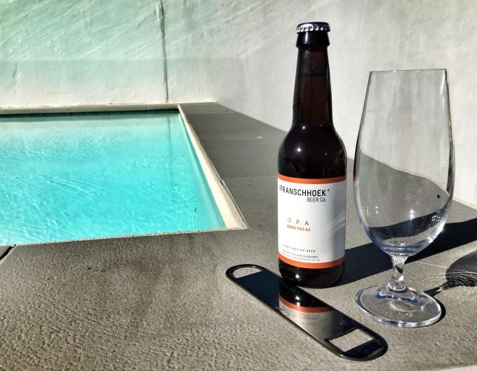 Franschhoek Beer Co Orange Pale Ale