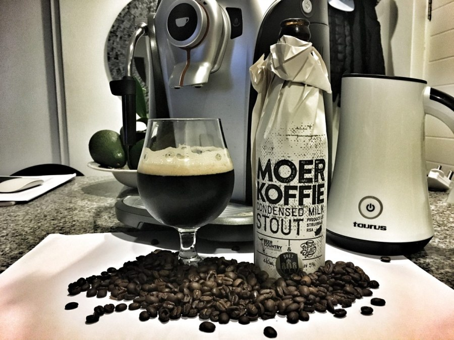 Beer Country & Fraser's Folly Moer Koffie Stout