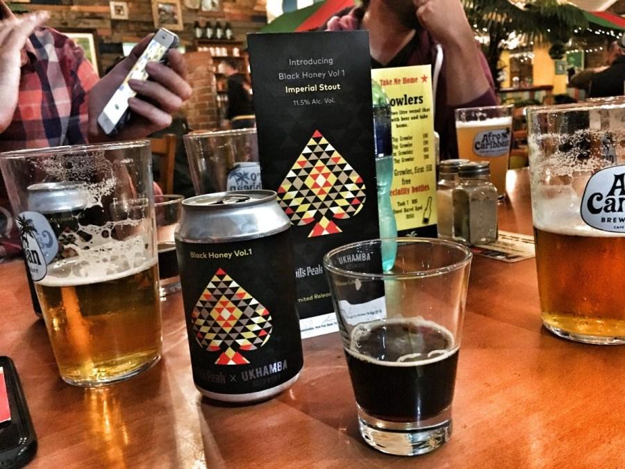 Devil's Peak x Ukhamba Black Honey Vol. 1