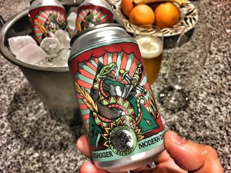 Amundsen Brewery Ink & Dagger IPA