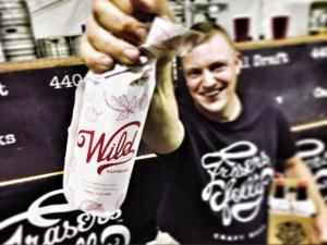 Fraser's Folly Wild Raspberry Sour