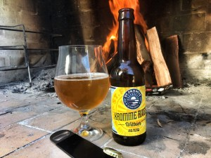 St. Francis Brewing Co Kromme River Witbier