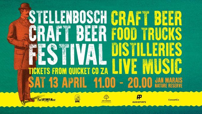 2019 Stellenbosch Craft Beer Festival