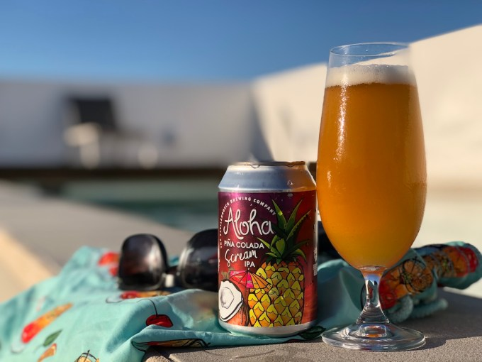 Stellenbosch Brewing Co. Pina Colada Scream IPA