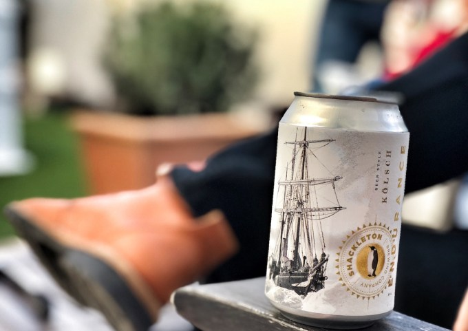 Shackleton Brewing Co Kolsch
