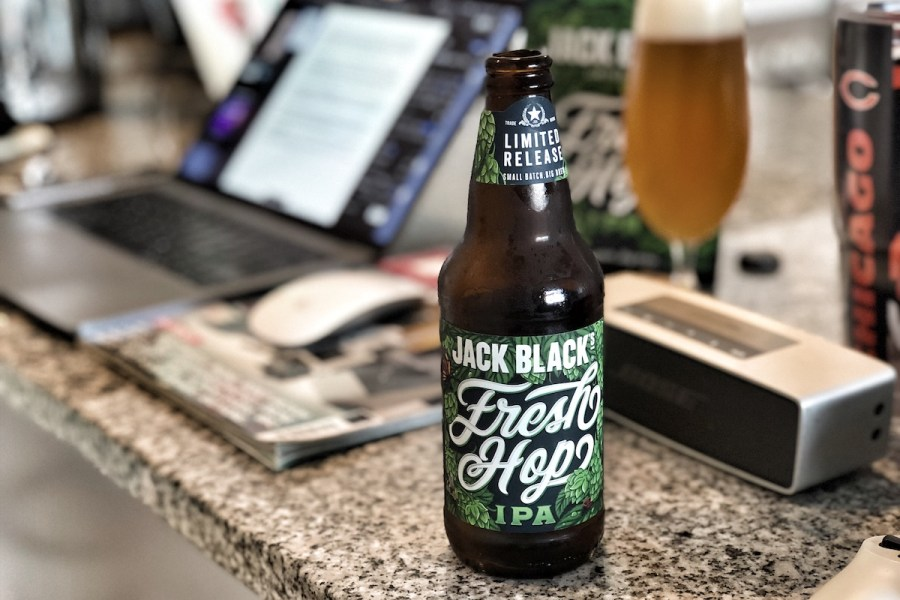 Jack Black's Session Fresh Hop IPA