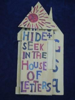 Hide Seek folded