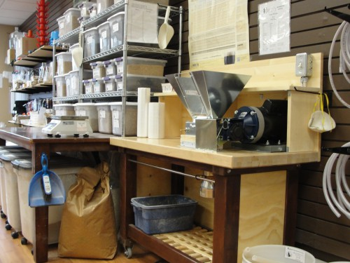 New Milling Station
