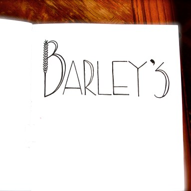 Barley's Original Artwork