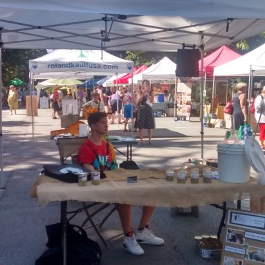 Aug 2015 Royal City Farmers Market