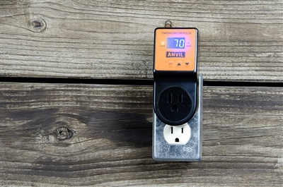 Anvil Temperature Controller