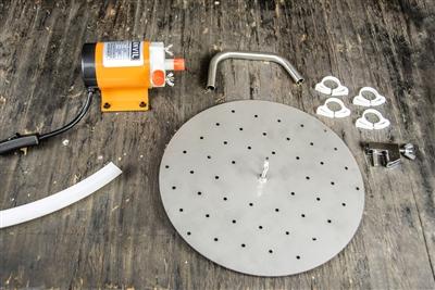 Anvil Foundry pump kit