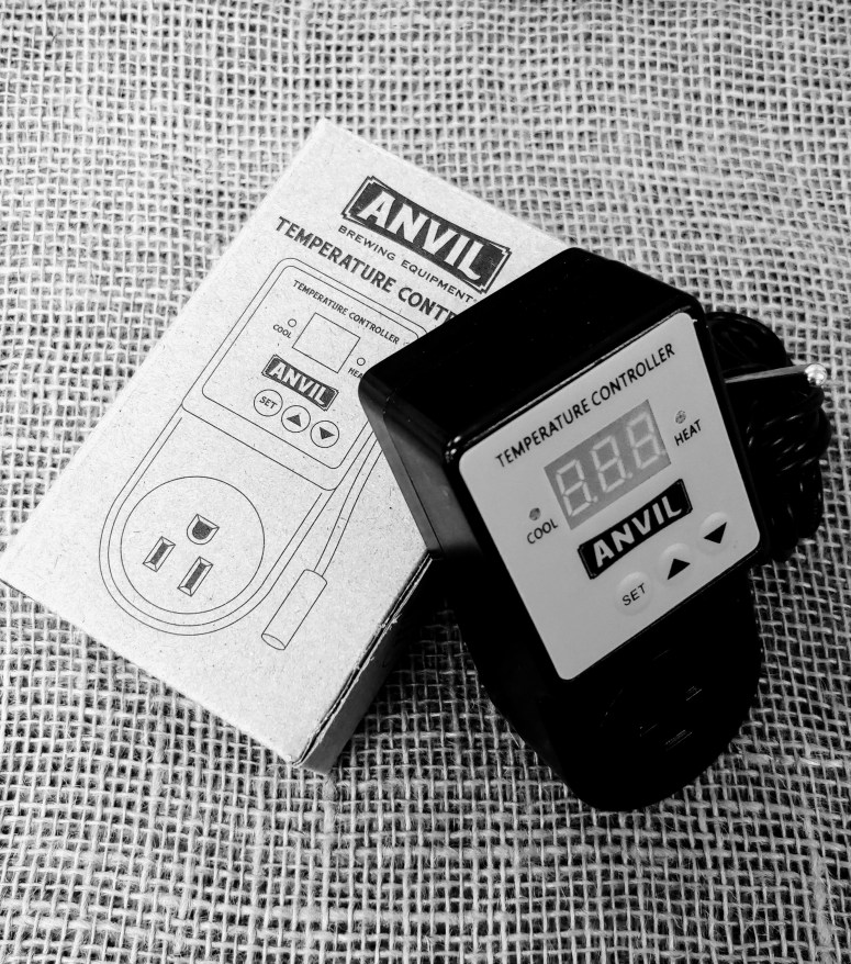 Anvil Temperature Controller