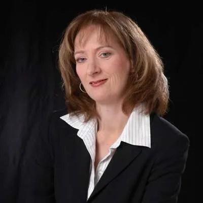 Beth Parker - author photo