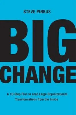 Big Change - book cover