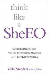 Think Like a SheEO - book cover