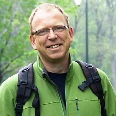 Burkhard Mausberg - author photo