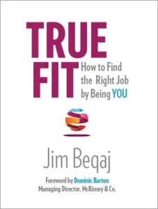 True Fit - book cover