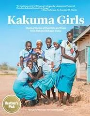 Kakuma Girls - Book cover with Heather's Pick icon